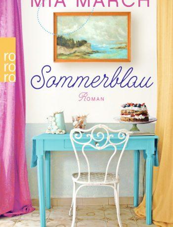 Sommerblau von Mia March © Rowohlt