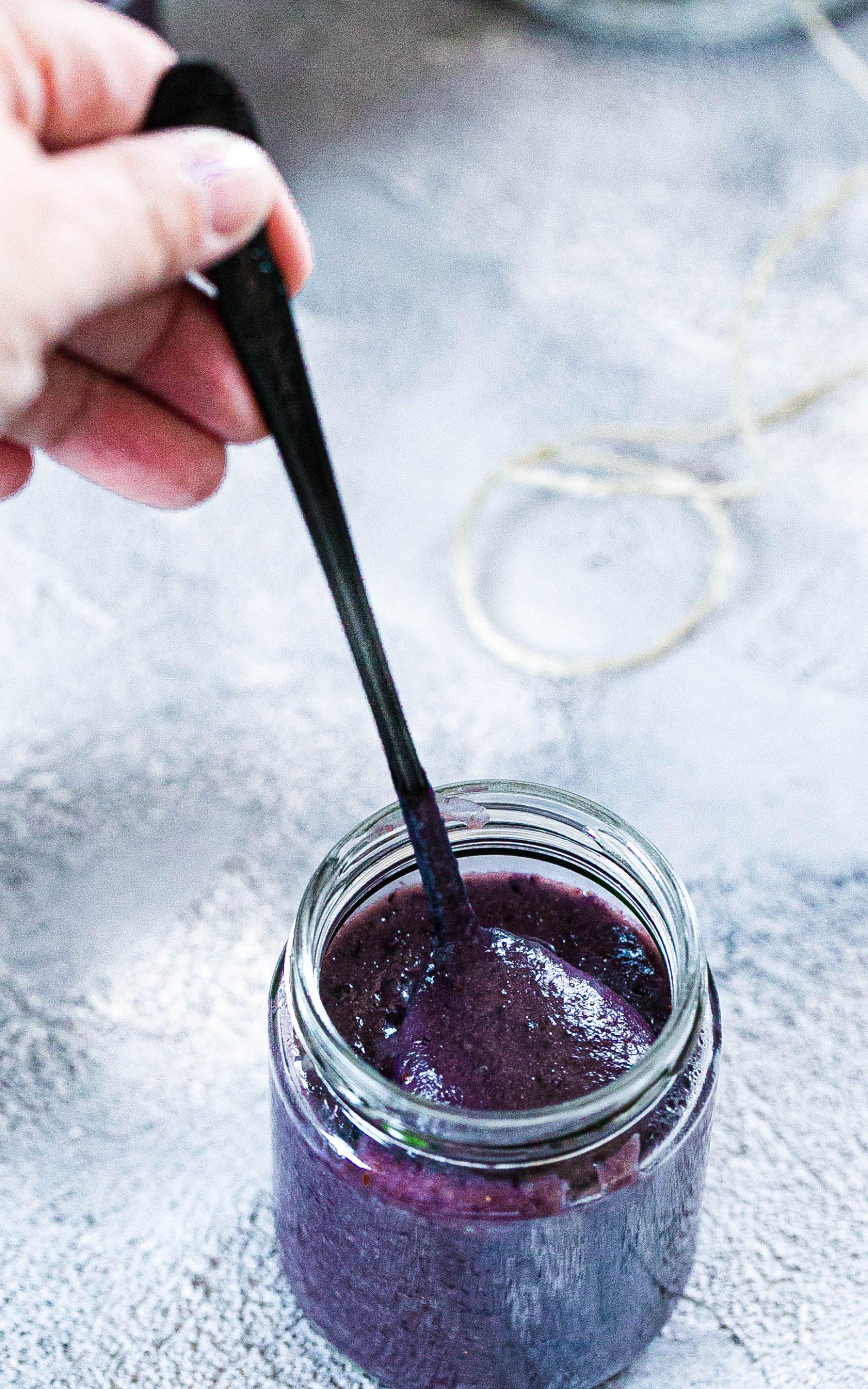 Fruchtiger Beeren-Curd mit Vanille aus dem Thermomix®