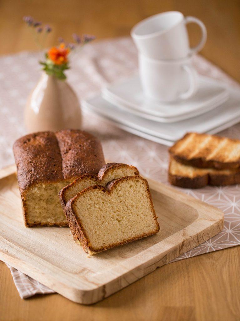 Süßes Mandel-Toastbrot aus dem Thermomix®