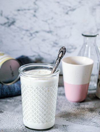 Süßer Joghurt mit Hüttenkäse aus dem Thermomix®