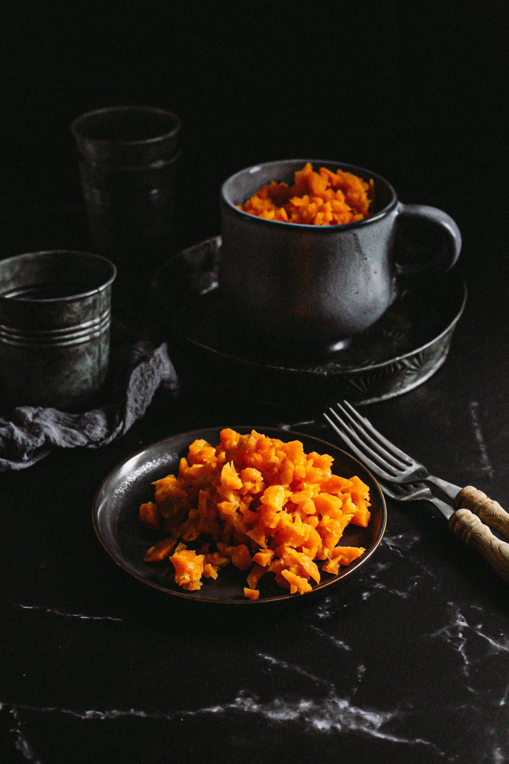 Karottensalat aus dem Thermomix®