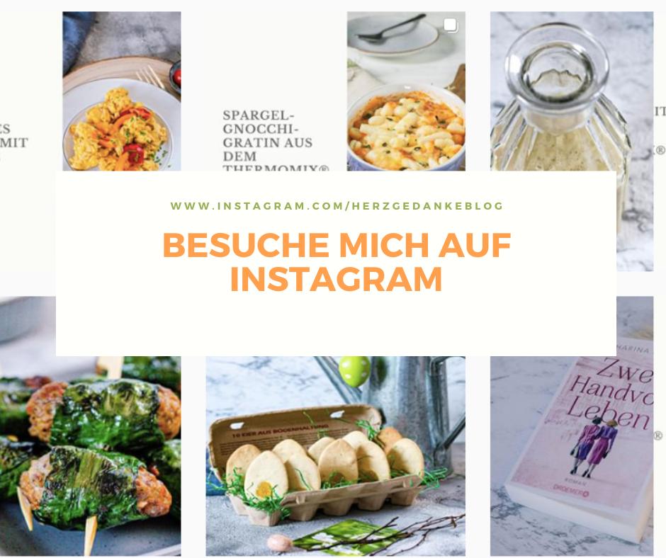 Besuche mich auf Instagram