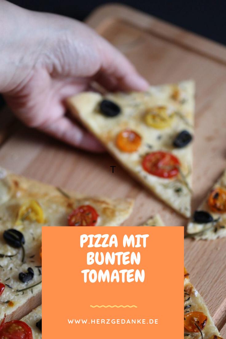 Pizza aus dem Thermomix®