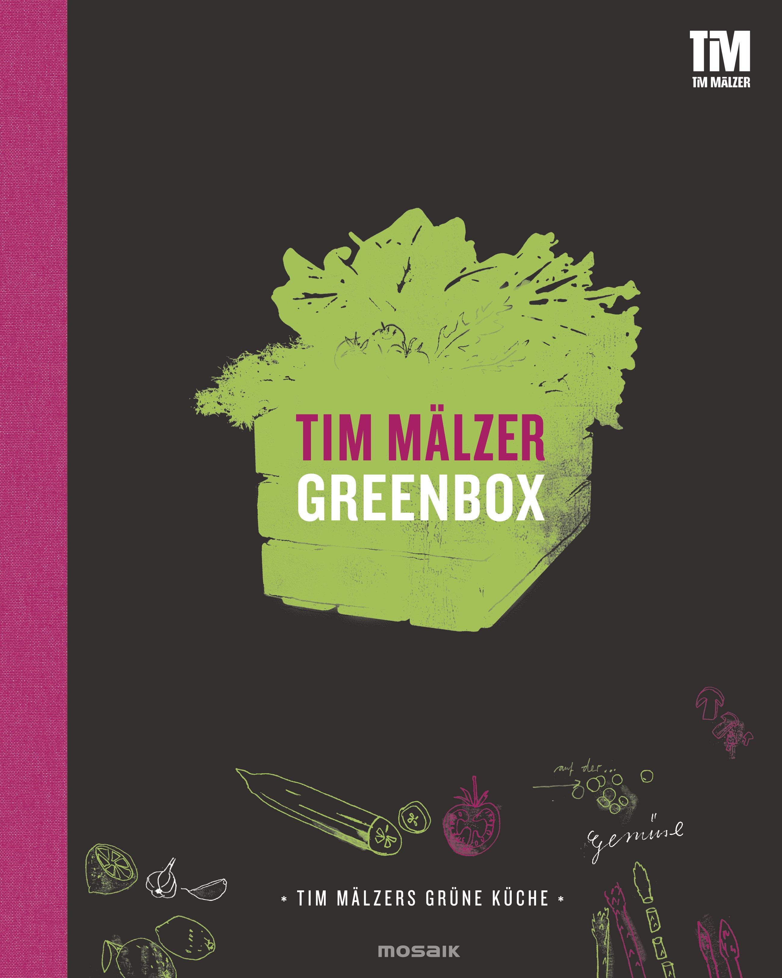 Greenbox von Tim Mälzer © Mosaik