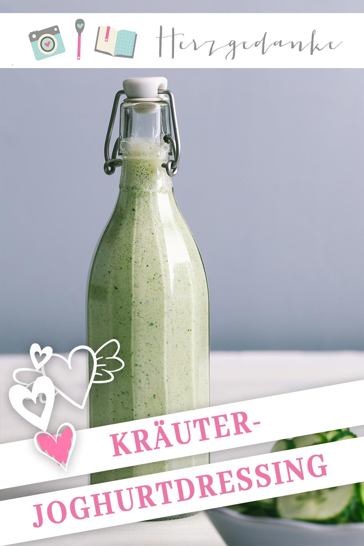 Kräuter-Joghurtdressing aus dem Thermomix®