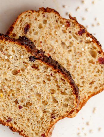 Brot mit Quinoa aus dem Thermomix®