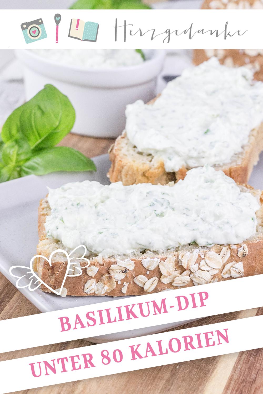 Basilikum-Dip aus dem Thermomix®