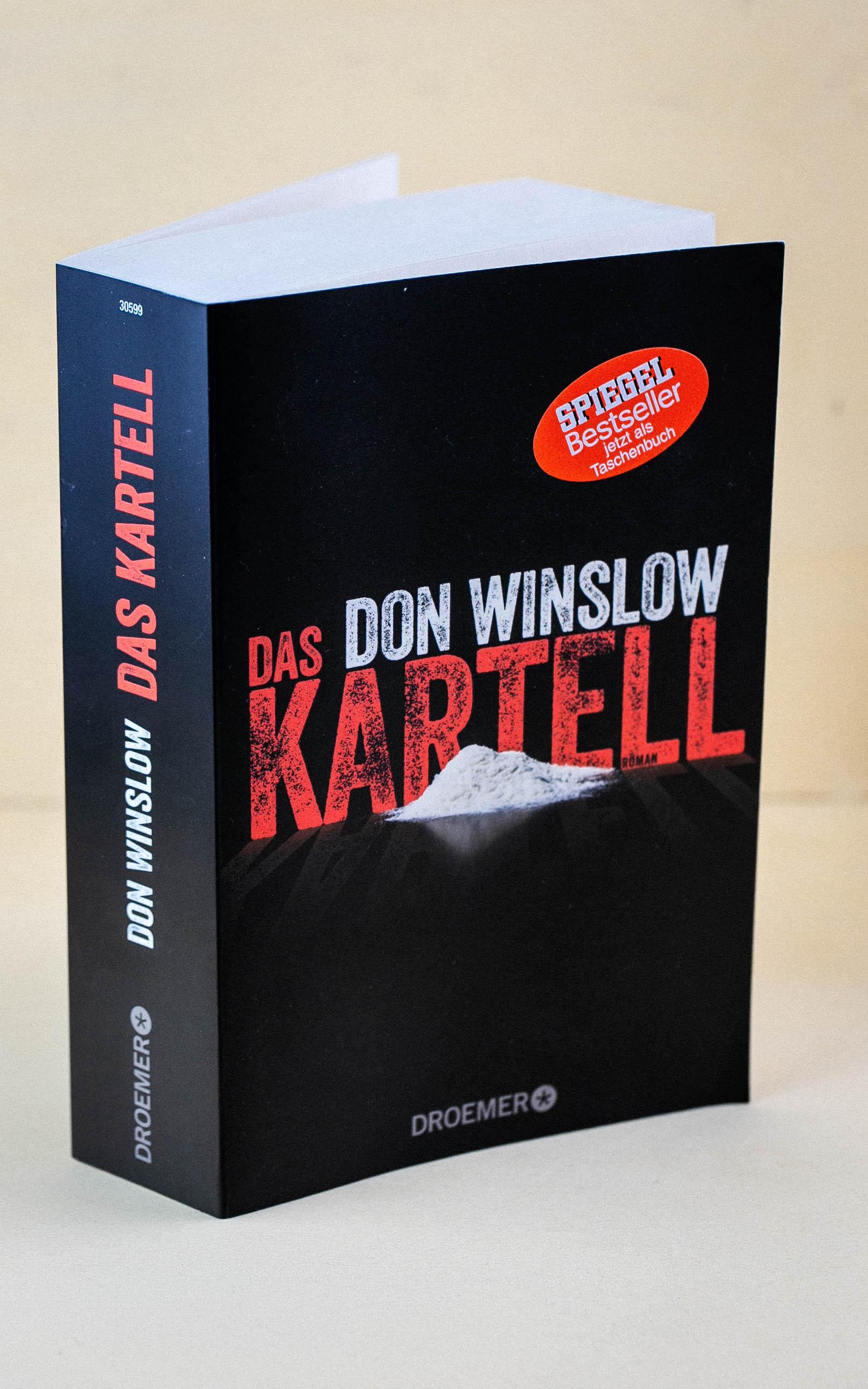 Das Kartell von Don Winslow © Droemer Knaur