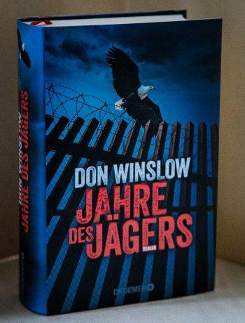 Jahre des Jägers von Don Winslow © Droemer Knaur