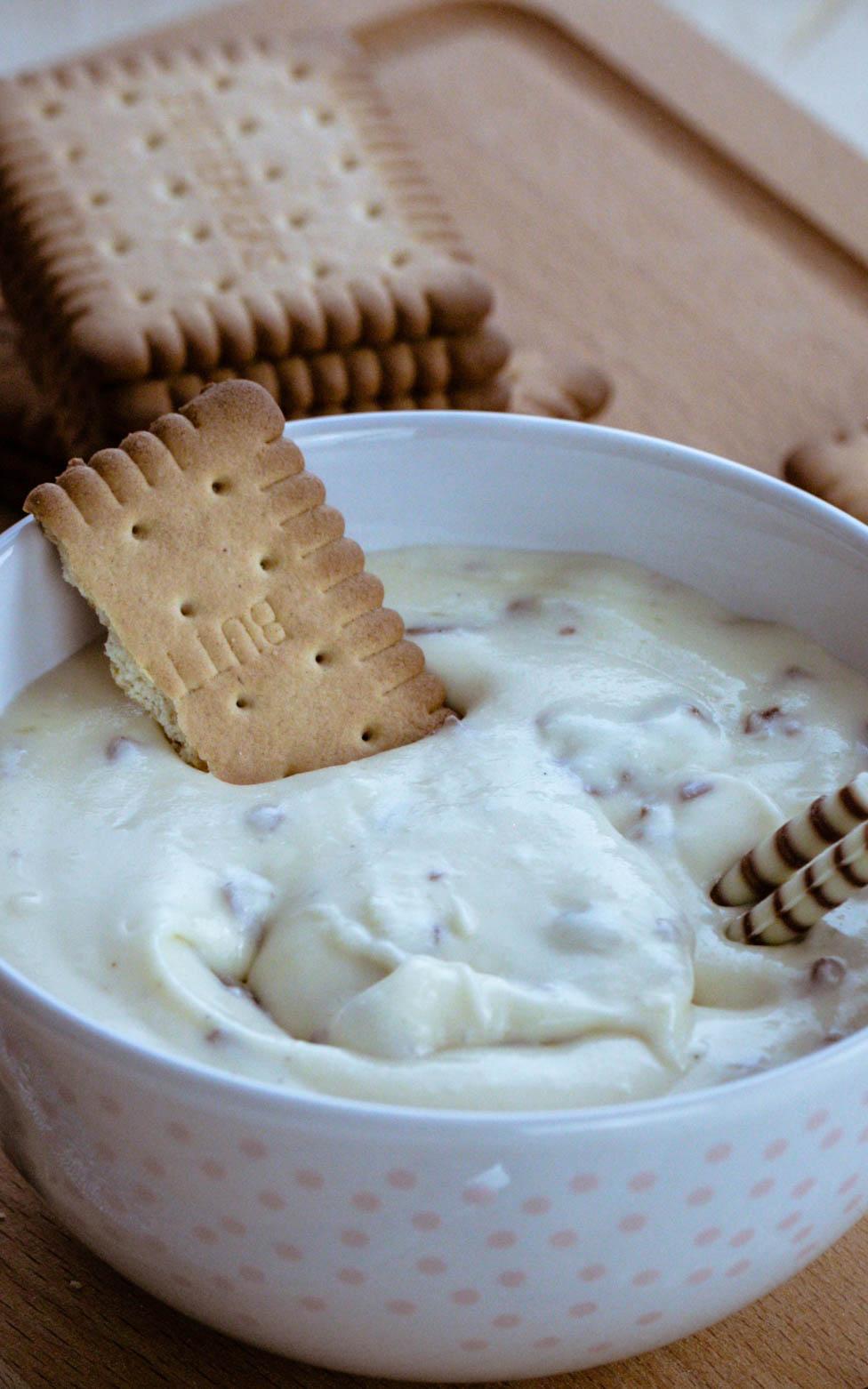 Süßer Cookie Dip für Kindergeburtstag aus dem Thermomix®