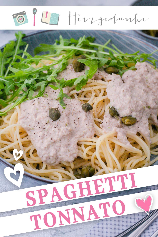 Spaghetti Tonnato aus dem Thermomix®