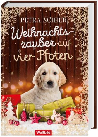 Weihnachtszauber auf vier Pfoten, Petra Schier