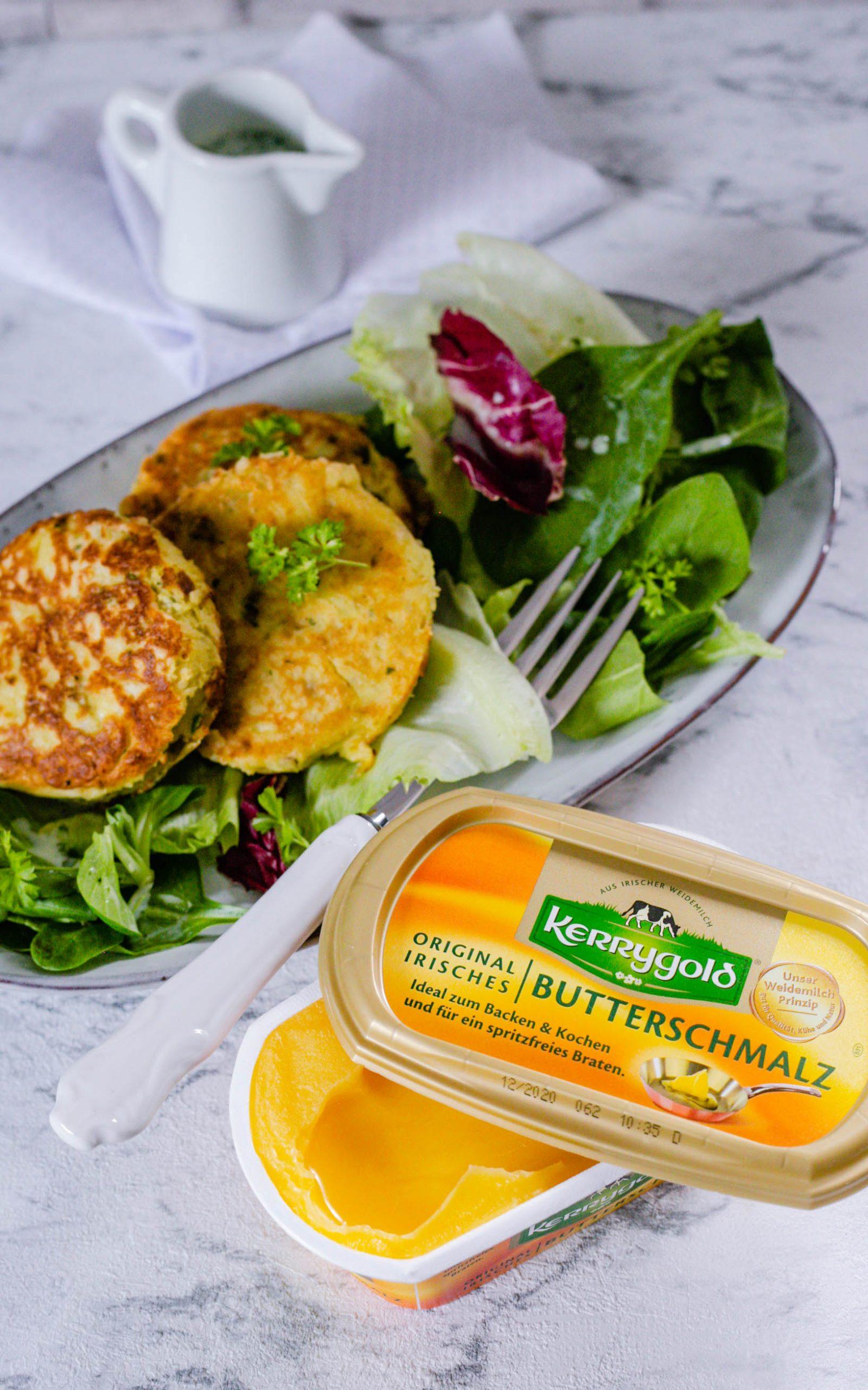 Kräuter-Frikadellen mit dem Thermomix® und Kerrygold