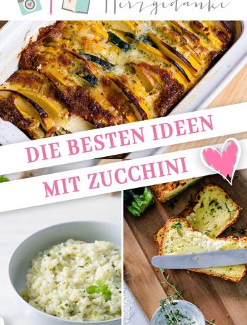 Die besten Ideen mit Zucchini aus dem Thermomix®
