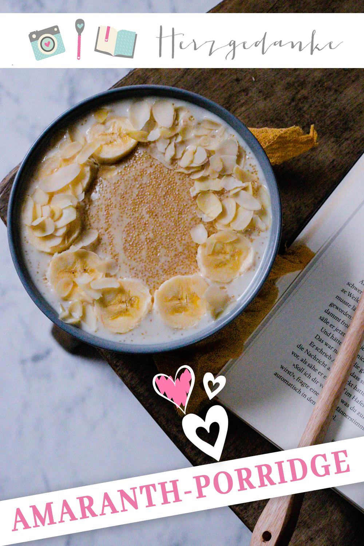 Amaranth-Porridge-Rezeptidee