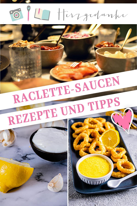 Raclette: Leckere Saucen, Tipps & Infos zur Planung