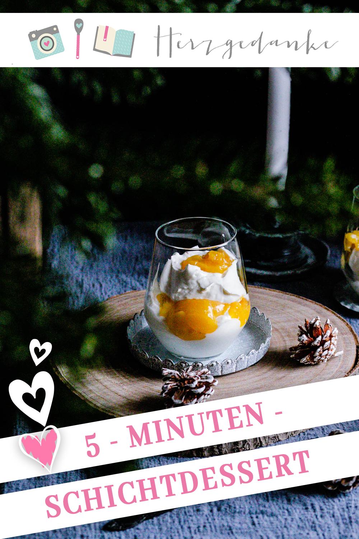5-Minuten-Schichtdessert mit nur 5 Zutaten