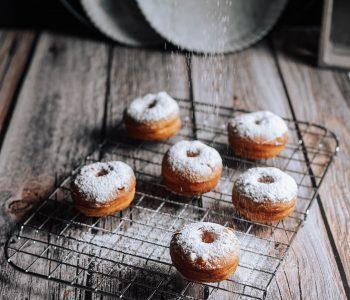 Einfache Cronuts - das Grundrezept