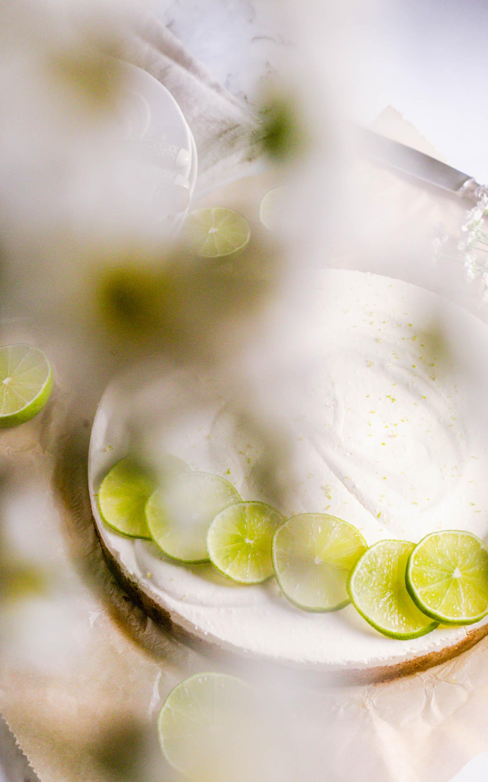 Key Lime Pie aus dem Thermomix®