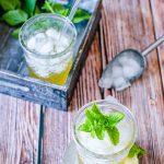 Holunderblütensirup Cocktail alkoholfrei