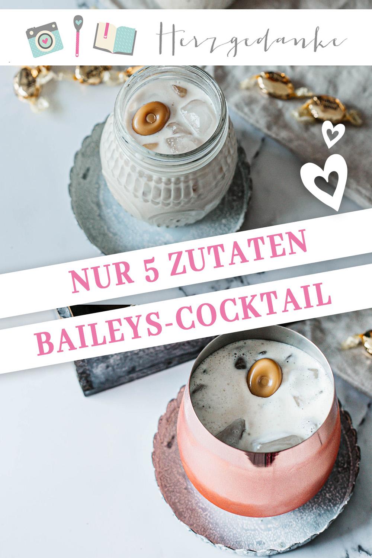 Baileys Cocktail mit und ohne Thermomix®