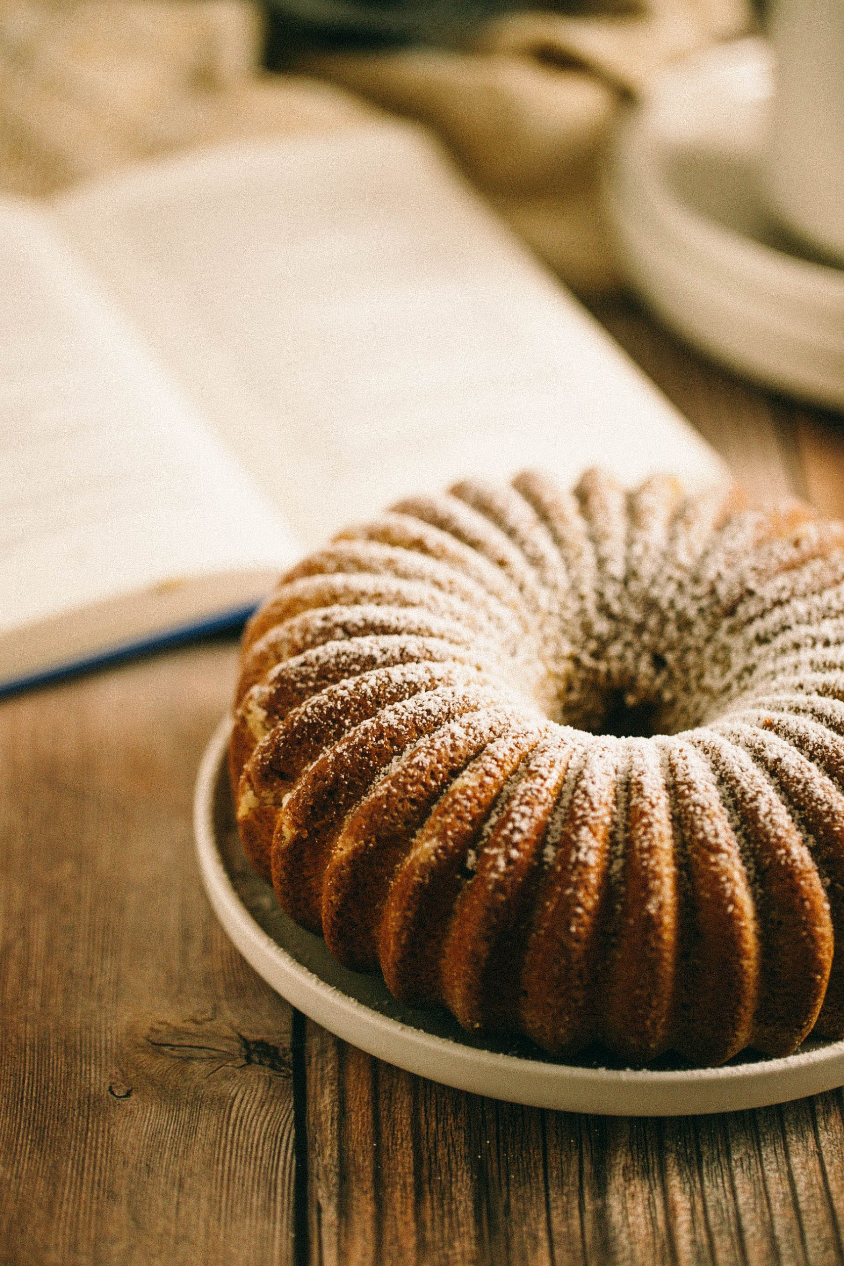 Cappuccino Kuchen - Saftiger Rührkuchen auch für Thermomix®