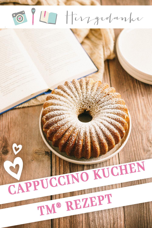 Cappuccino Kuchen - Saftiger Rührkuchen aus dem Thermomix®