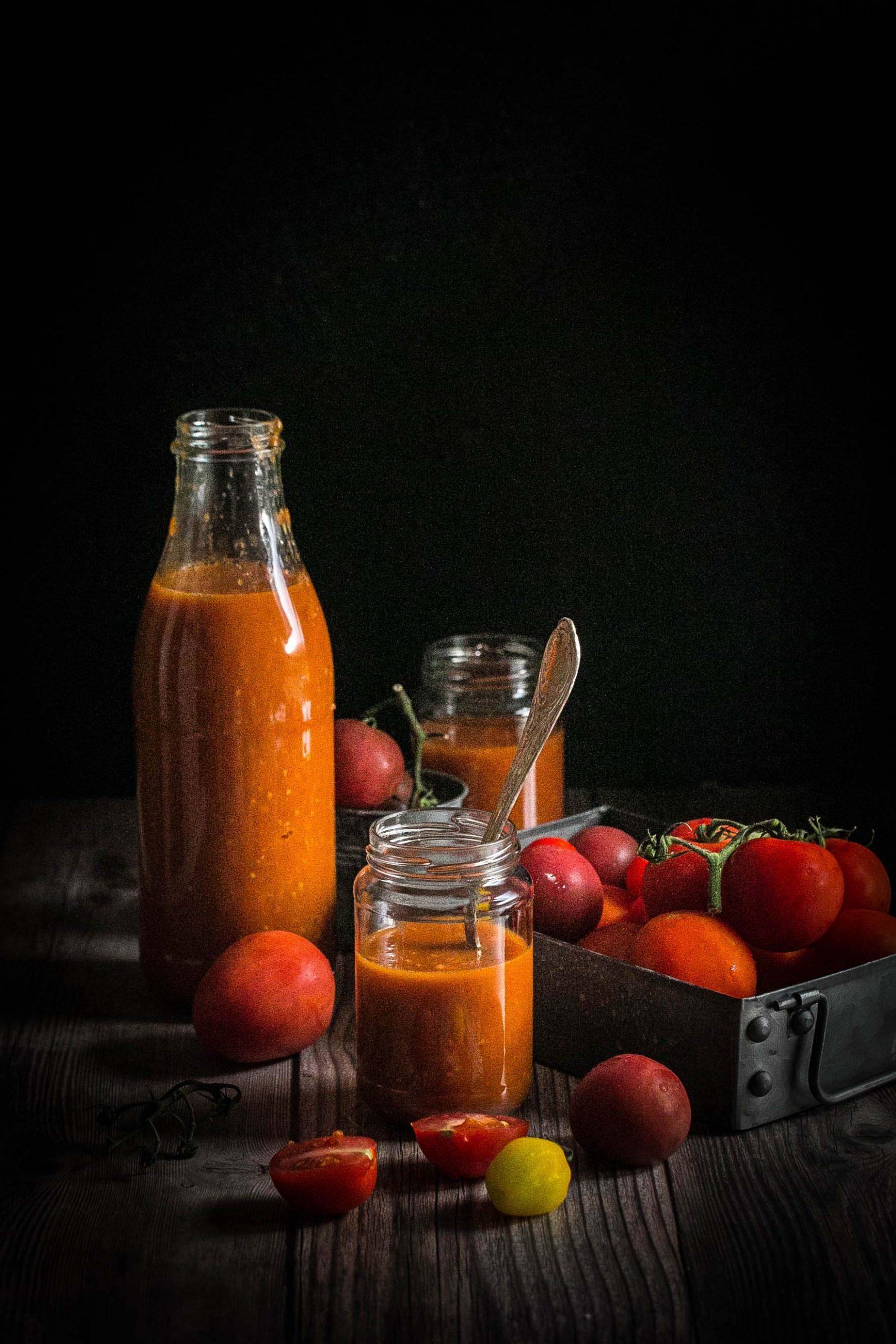 Einfache Tomatensauce aus dem Thermomix®